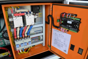 Electrical Panel Wiring